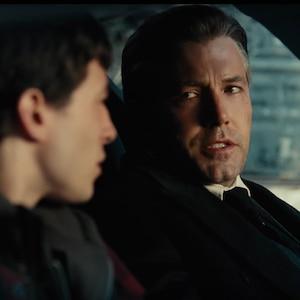 Justice League, Ben Affleck, Ezra Miller