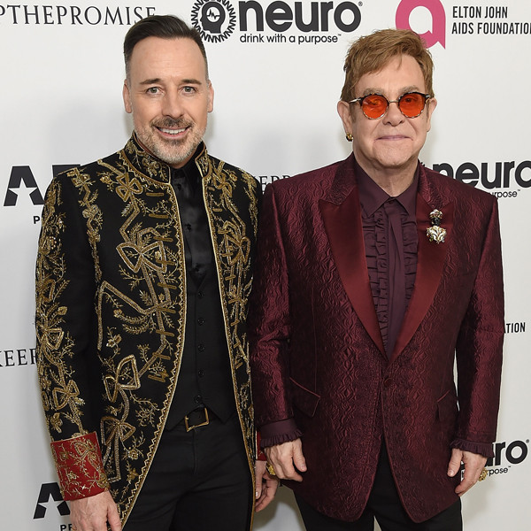 David Furnish, Elton John