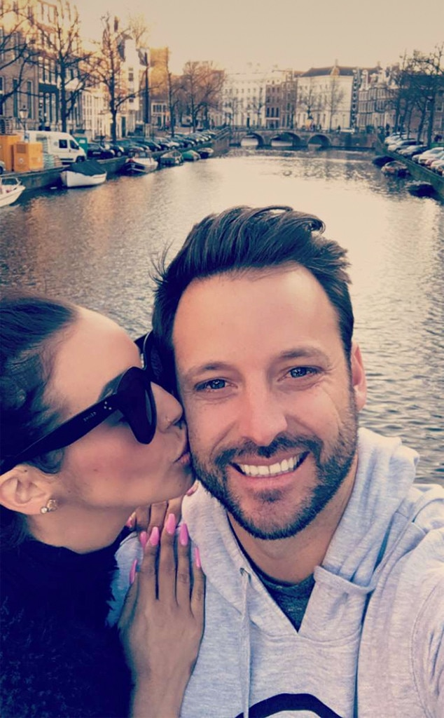 Scheana Marie and her New Boyfriend Robert Valletta