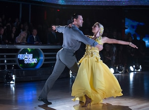 Maksim Chmerkovskiy, Heather Morris, DWTS, Dancing With the Stars