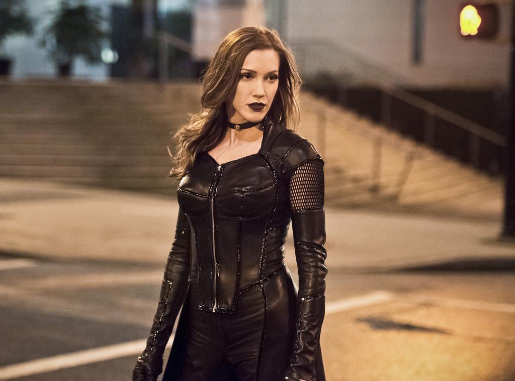 Arrow Black Siren Katie Cassidy