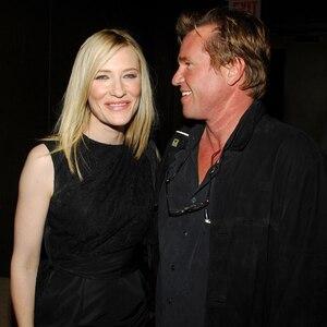 Cate Blanchett, Val Kilmer