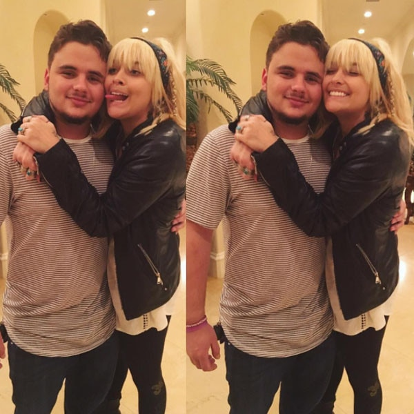 Paris and Prince Jackson get matching tattoos