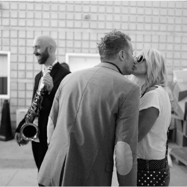 Miranda Lambert, Anderson East, Backstage Kiss, Birthday, Instagram