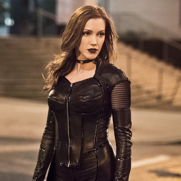 Arrow, Black Siren, Katie Cassidy