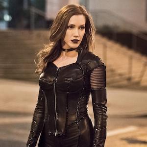 Arrow, Black Siren, Katie Cassidy
