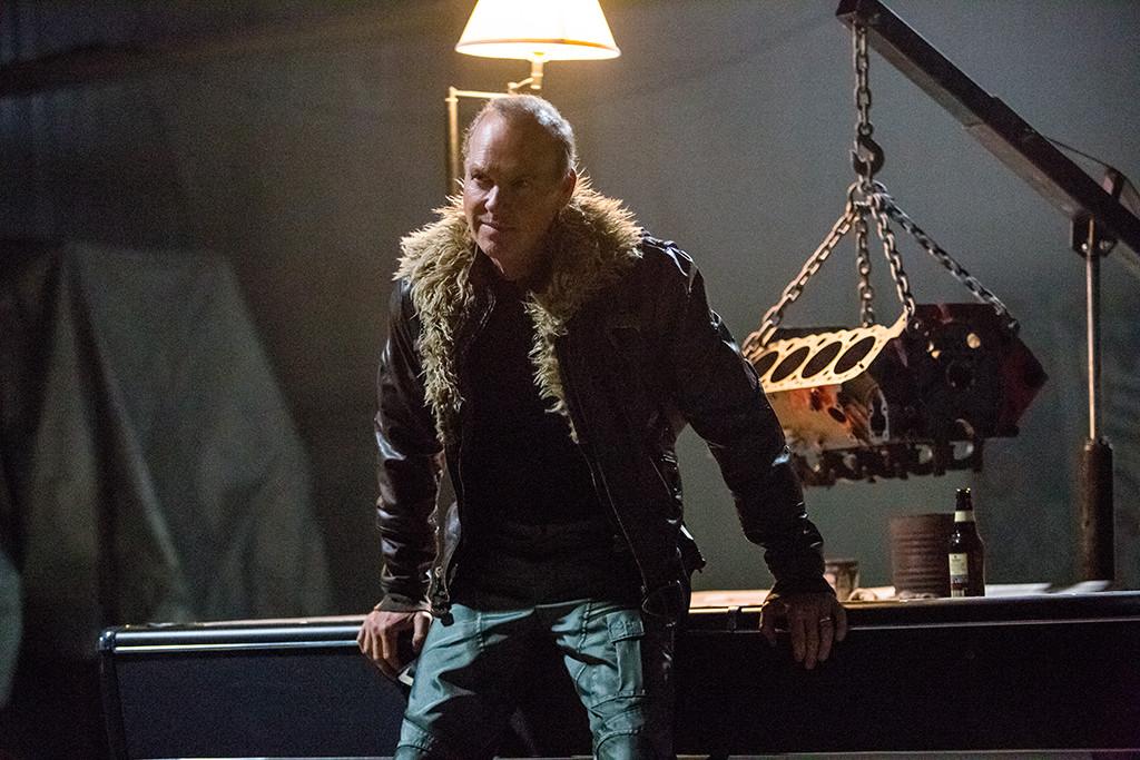 Spider-Man Homecoming, Michael Keaton