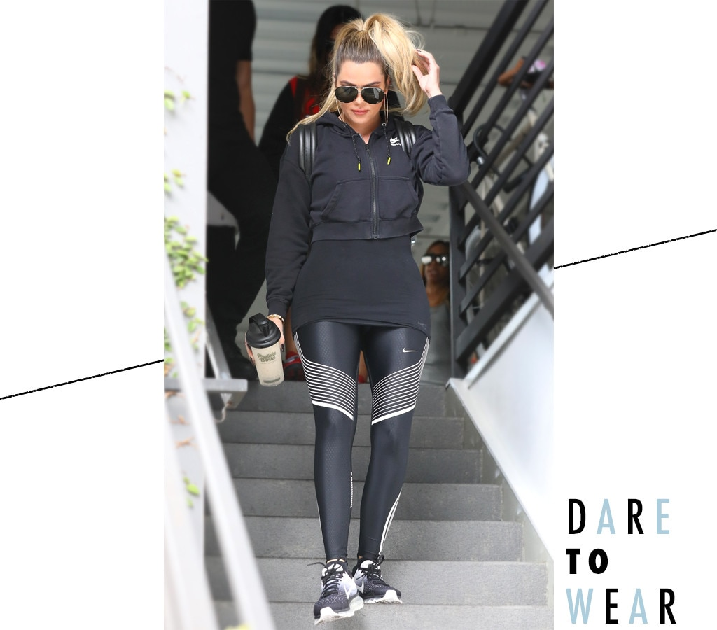 ESC: Dare to Wear, Khloe Kardashian