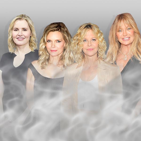 Disappearing Act: Michelle Pfeiffer, Meg Ryan, Demi Moore, Goldie Hawn, Renee Zellweger, Geena Davis