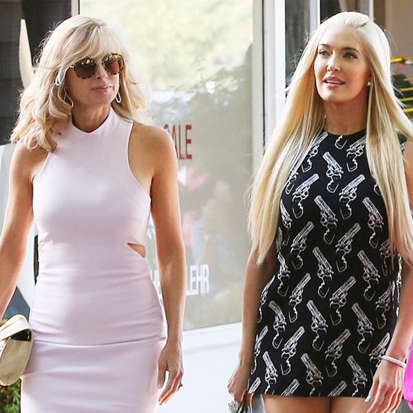 The Real Housewives of Beverly Hills, Erika Girardi, Eileen Davidson