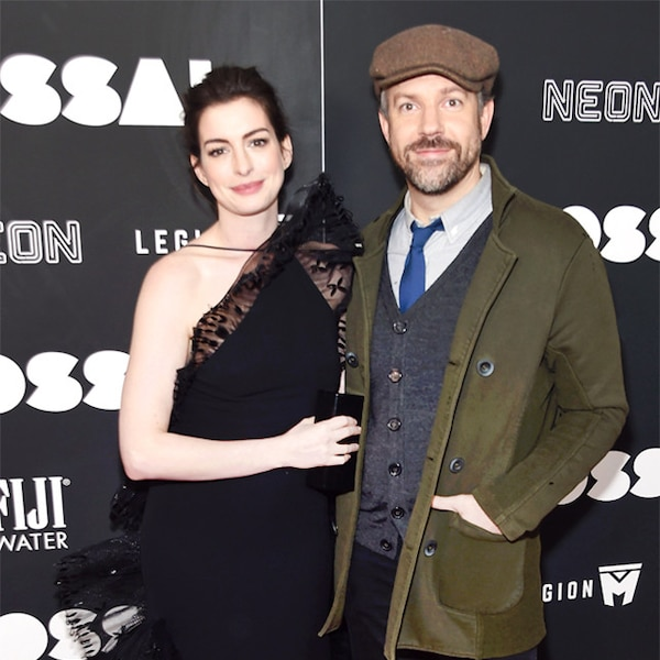 Anne Hathaway Engaged Celebrity Save The Dateanne: Anne Hathaway & Jason Sudeikis From The Big Picture: Today