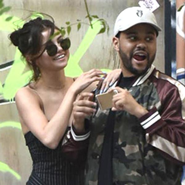 Selena Gome, The Weeknd