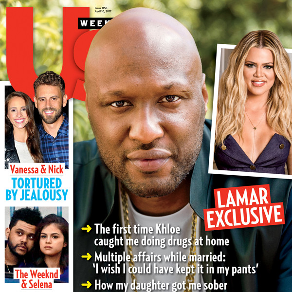 Lamar Odom, Us Weekly