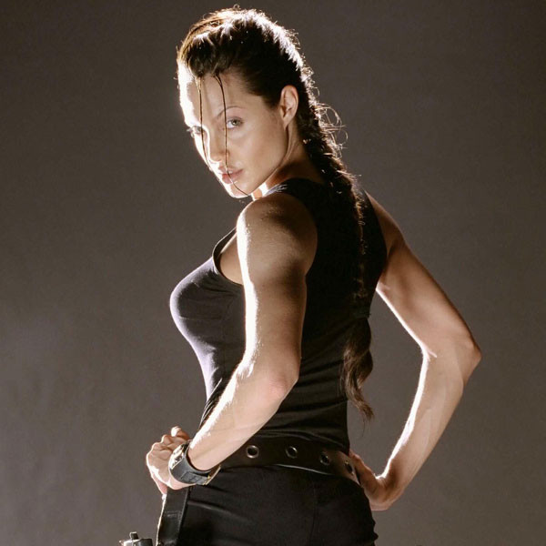 Angelina Jolie, Laura Croft, Tomb Raider