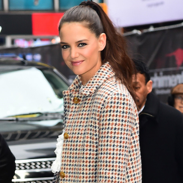 Katie Holmes News, Pictures, and Videos   E! News