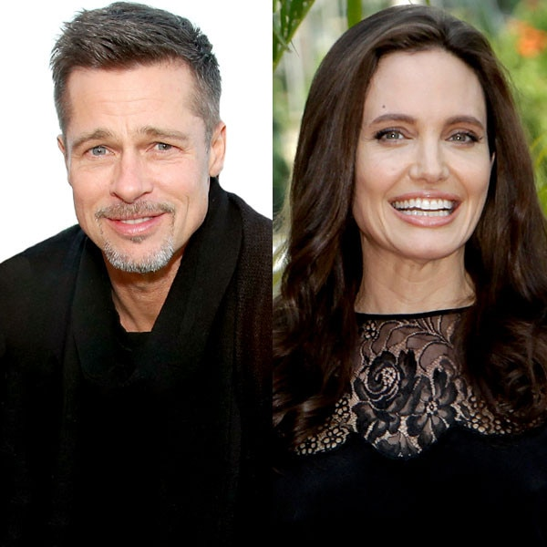Inside the War of the Jolie-Pitts: How Brad and Angelina ... Brad Pitt And Angelina Jolie