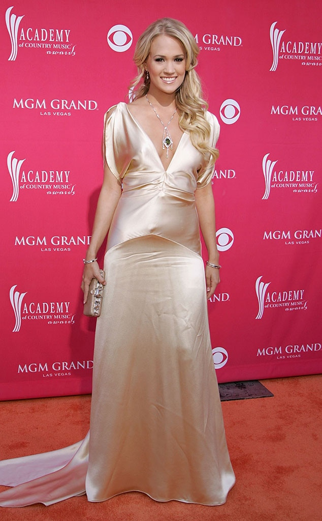 carrie underwood 2006 from stars first time at the acms