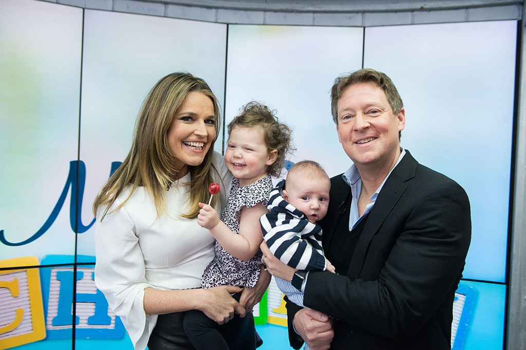 Savannah Guthrie Talks Ups And Downs Of Daughter Vale Adjusting To Life As A Big Sister