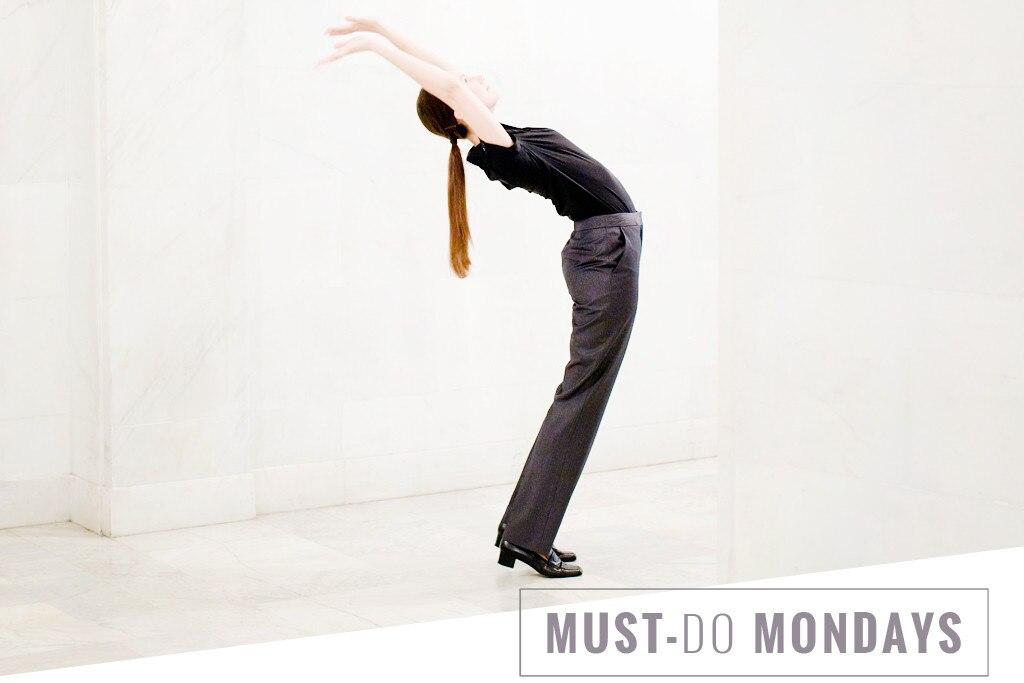 ESC: Stretching At Work