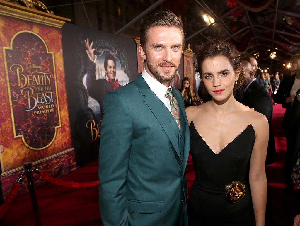 Dan Stevens, Emma Watson