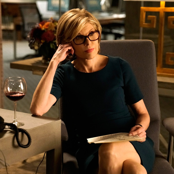 The Good Fight, Christine Baranski