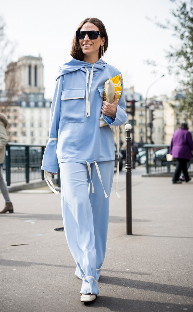 Erika Boldrin From Best Street Style From Paris Fashion