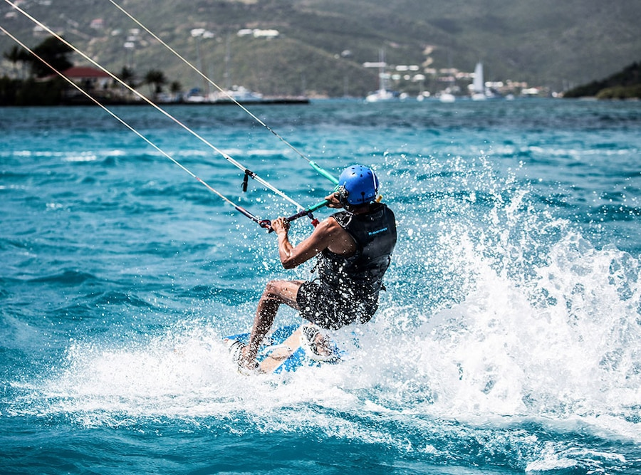Barack Obama, British Virgin Islands
