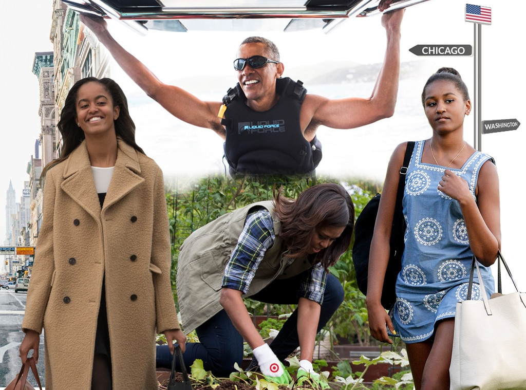 Inside Barack and Michelle Obama's New World Since Leaving ...