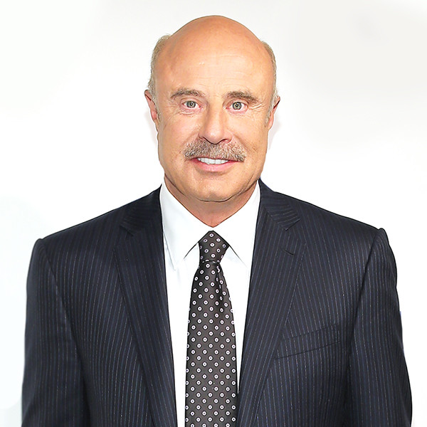 Dr. Phil, Phillip McGraw