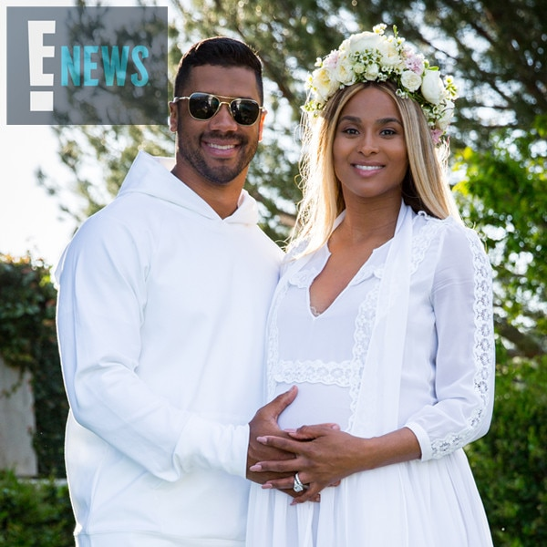 Ciara, Russell Wilson, Baby Shower