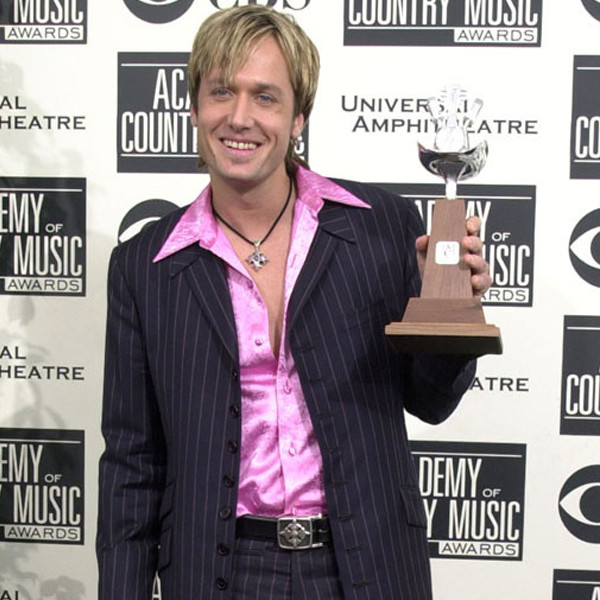 Keith Urban, ACM 2001