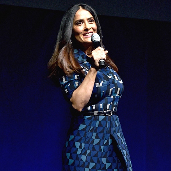 Salma Hayek, CinemaCon
