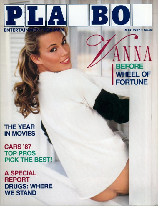 Vanna White, Playboy