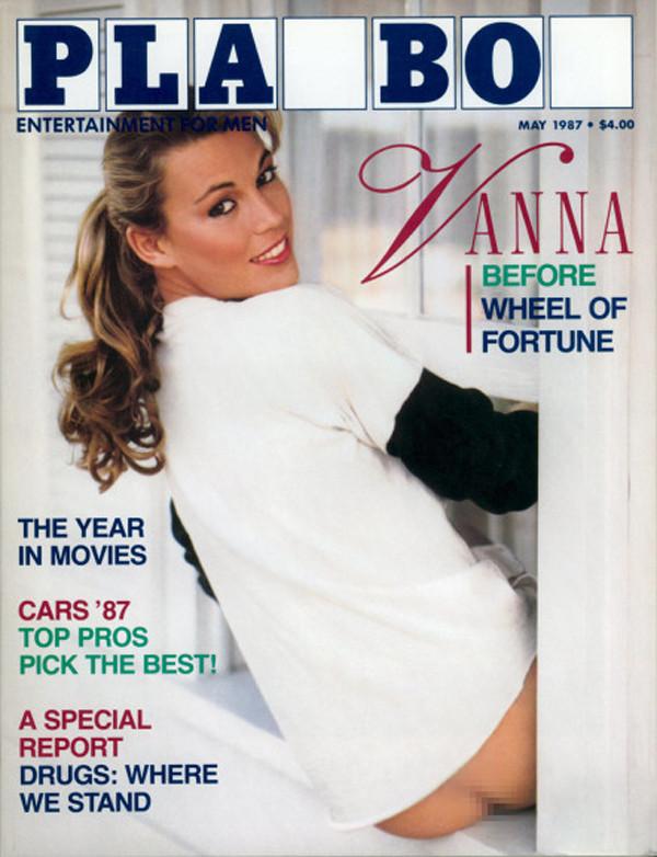 Vanna White, Playboy