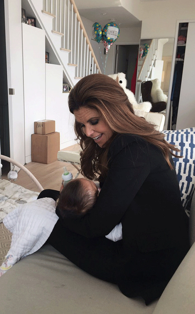 Maria Shriver, Haley Joy