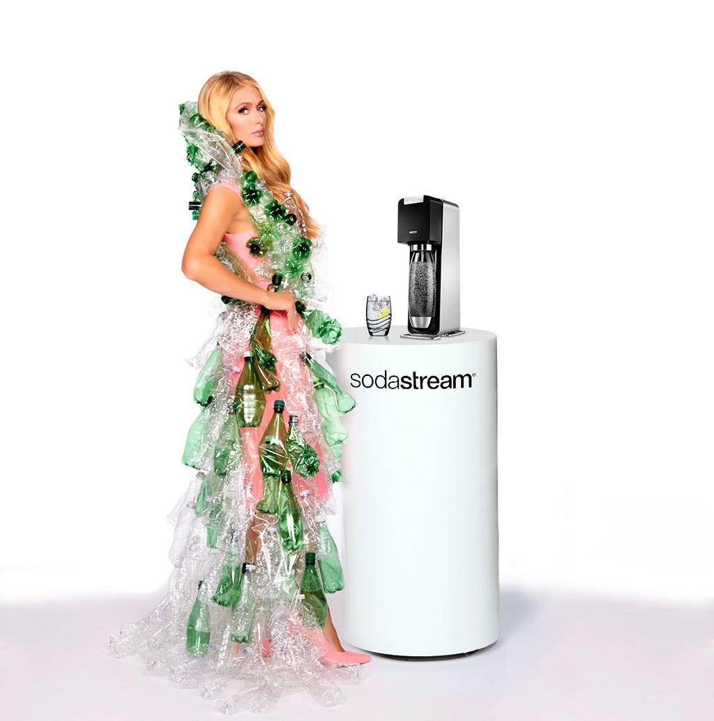 Paris Hilton, SodaStream Campaign