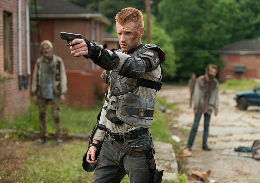 Daniel Newman, The Walking Dead