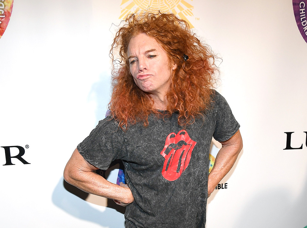 Carrot Top The Comedian