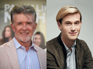Alan Thicke, Tyler Henry