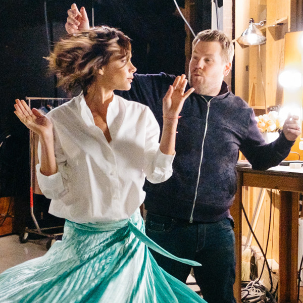 Victoria Beckham, The Late Late Show With James Corden