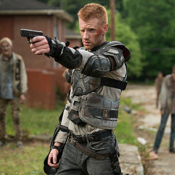 Daniel Newman, The Walking Dead