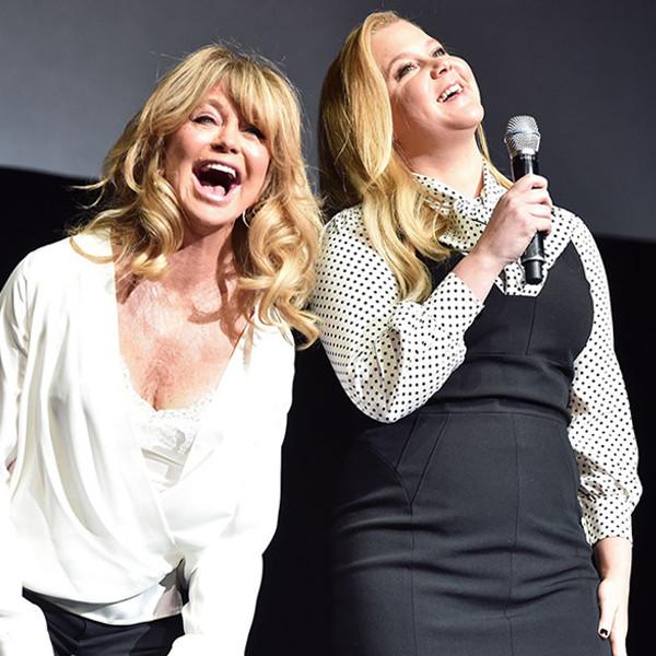Goldie Hawn, Amy Schumer, CinemaCon