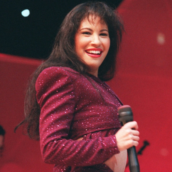 Hollywood Walk of Fame Star announced for Selena Quintanilla