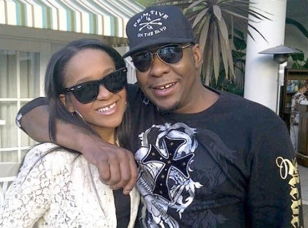 Bobbi Kristina s Relationships