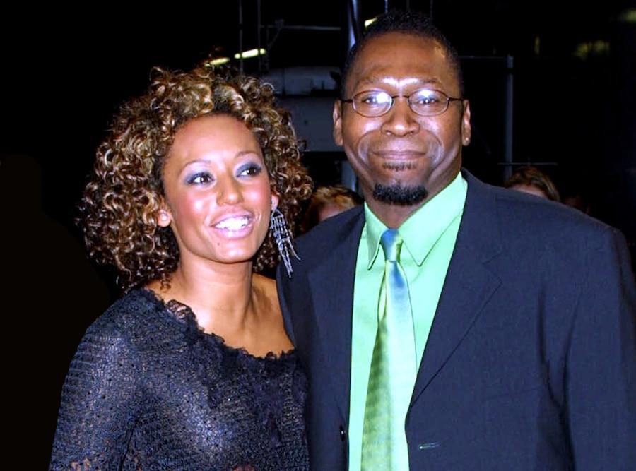 Mel B, Melanie Brown, Father