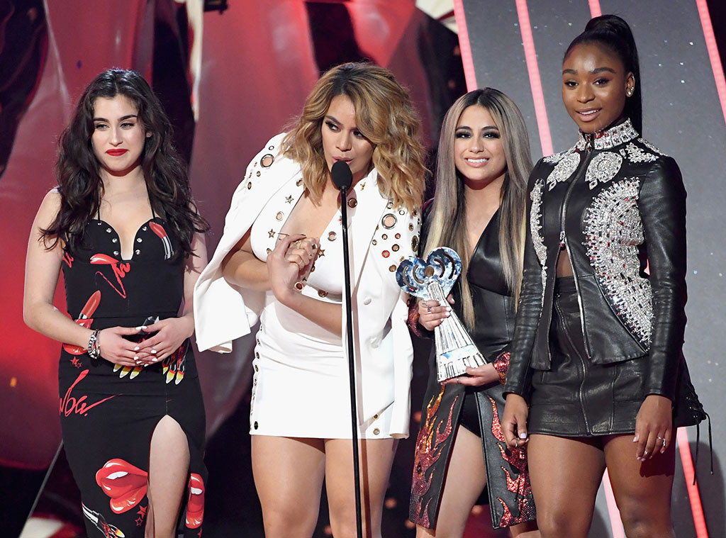 Fifth Harmony, 2017 iHeartRadio Music Awards, Winners