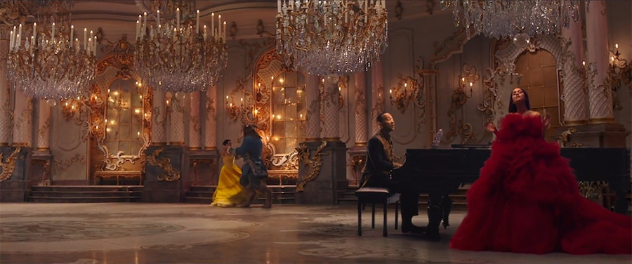 Ariana Grande, John Legend, Beauty and the Beast