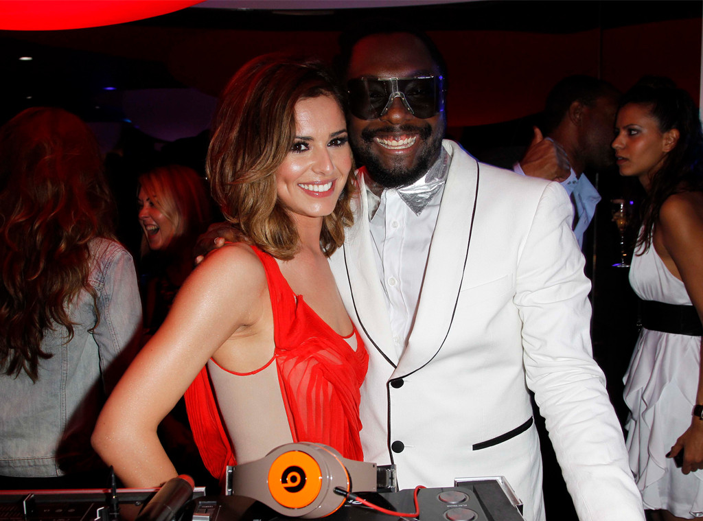 Will.i.am, Cheryl Cole