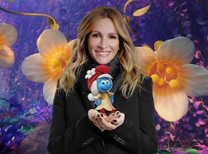 Julia Roberts, SmurfWillow, Smurfs: The Lost Village