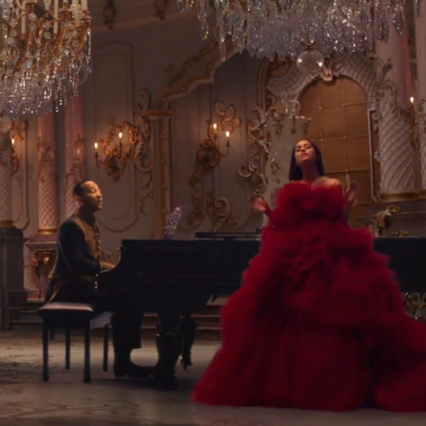 Ariana Grande, John Legend, Beauty and the Beast